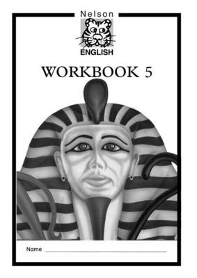 Nelson English International Workbook 5 (X10) by John Jackman, Wendy Wren