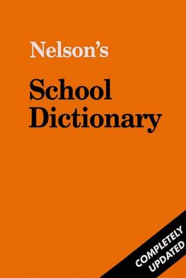 School Dictionary - Completely Updated by Jock Graham