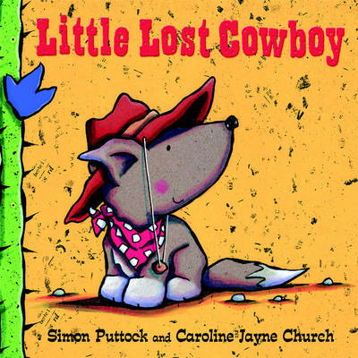 Little Lost Cowboy by Simon Puttock