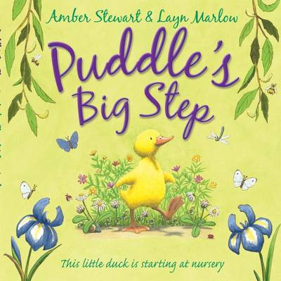 Puddle's Big Step by Amber Stewart