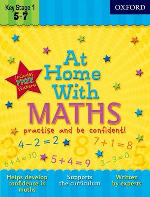 At Home with Maths by Peter Patilla