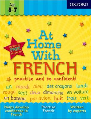 At Home with French by Janet Irwin