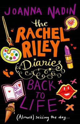 Back to Life (Rachel Riley Diaries 5) by Joanna Nadin