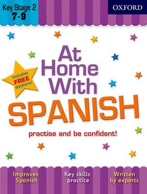 At Home with Spanish (7-9) by Janet Irwin
