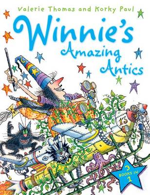 Winnie's Amazing Antics 3-in-1 by Valerie Thomas