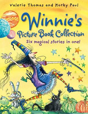Winnie's Picture Book Collection by Valerie Thomas