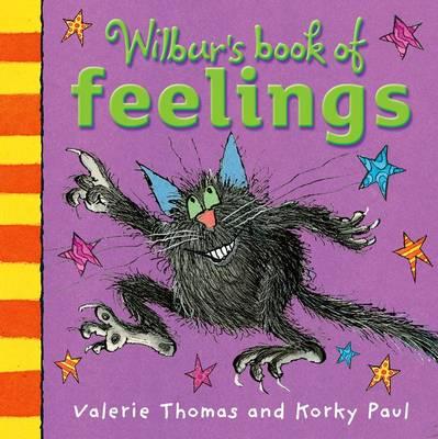 Wilbur's Book of Feelings by Valerie Thomas