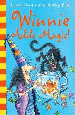 Winnie Adds Magic! by Laura Owen