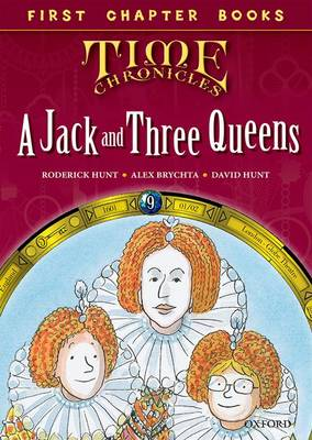 Oxford Reading Tree Read with Biff, Chip and Kipper: Level 11 First Chapter Books: A Jack and Three Queens by Roderick Hunt, David Hunt