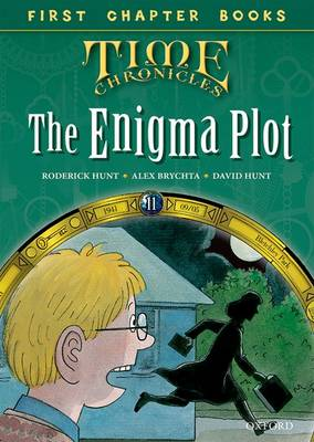Oxford Reading Tree Read with Biff, Chip and Kipper: Level 12 First Chapter Books: The Enigma Plot by Roderick Hunt, David Hunt