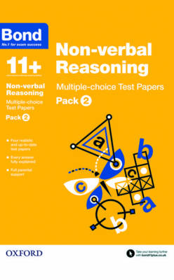 Bond 11+: Non Verbal Reasoning: Multiple Choice Test Papers by Alison Primrose, Bond