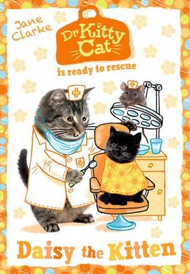 Dr KittyCat is Ready to Rescue: Daisy the Kitten by Jane Clarke