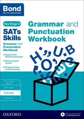 Bond Grammar and Punctuation Workbook 9-10 Years by Michellejoy Hughes, Bond