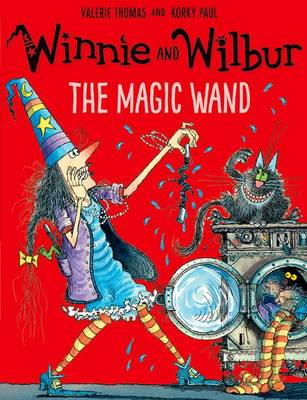 Winnie and Wilbur: The Magic Wand by Valerie Thomas