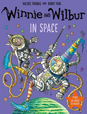 Winnie and Wilbur in Space by Valerie Thomas