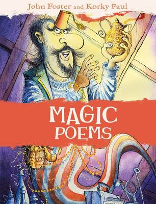 Magic Poems by John Foster
