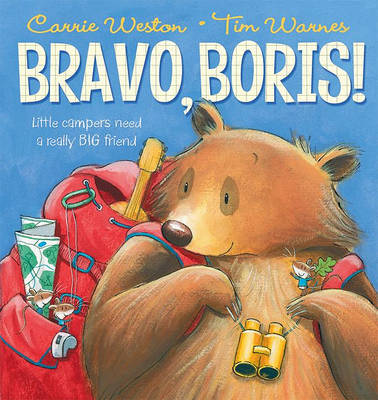 Bravo, Boris! by Carrie Weston