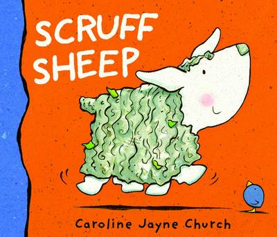 Scruff Sheep by Caroline Jayne Church