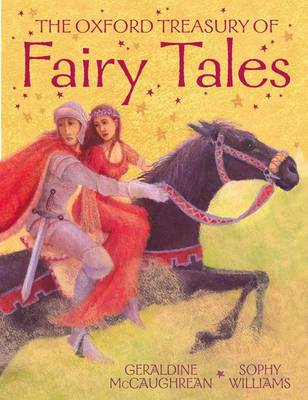 Oxford Treasury of Fairy Tales by Geraldine McCaughrean