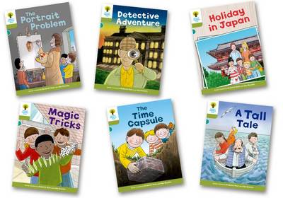 Oxford Reading Tree Biff, Chip and Kipper Stories Decode and Develop: Level 7: Pack of 6 by Roderick Hunt, Paul Shipton