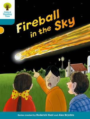 Oxford Reading Tree Biff, Chip and Kipper Stories Decode and Develop: Level 9: Fireball in the Sky by Roderick Hunt, Paul Shipton