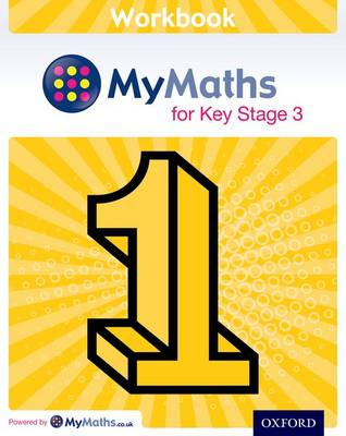 MyMaths: for Key Stage 3: Workbook 1 (Pack of 15) by Ray Allan, Martin T. Williams
