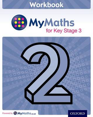 MyMaths: for Key Stage 3: Workbook 2 (Pack of 15) by Ray Allan, Martin T. Williams