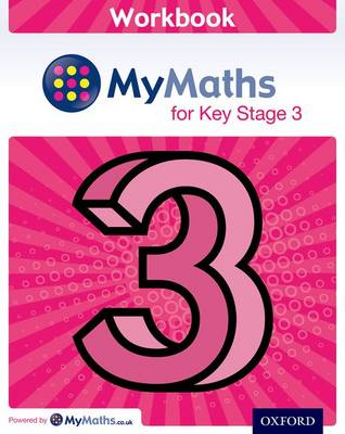 MyMaths: for Key Stage 3: Workbook 3 (Pack of 15) by Ray Allan, Martin Williams