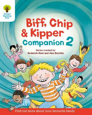 Oxford Reading Tree: Biff, Chip and Kipper Companion 2 Year 1 / Year 2 by Roderick Hunt