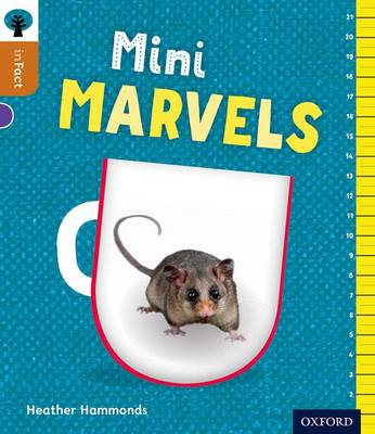 Oxford Reading Tree Infact: Level 8: Mini Marvels by Heather Hammonds