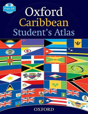 Oxford Caribbean Student's Atlas by Wilson Wiegand