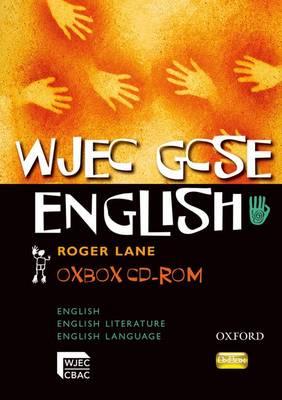 WJEC GCSE English: Oxbox CD-ROM by Roger Lane