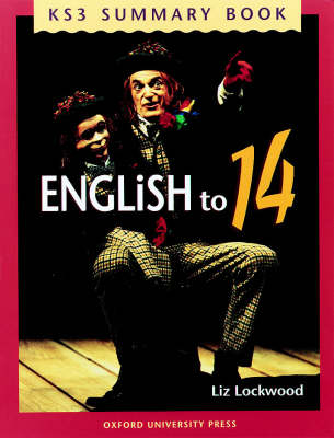English to 14 by Liz Lockwood