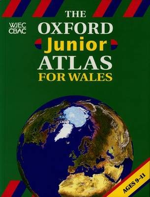 Oxford Junior Atlas for Wales by