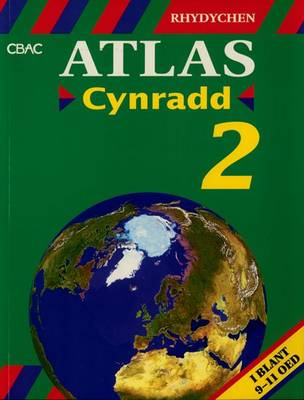 Atlas Cynradd Oxford First Atlas for Wales by Patrick Wiegand