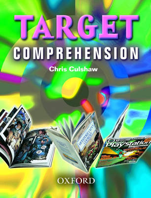 Target Comprehension: Student's Book by Chris Culshaw