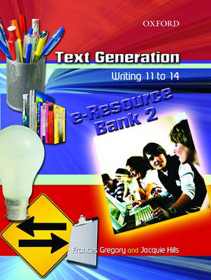 Text Generation: Students' Book 3 by Frances Gregory, Jacquie Hills