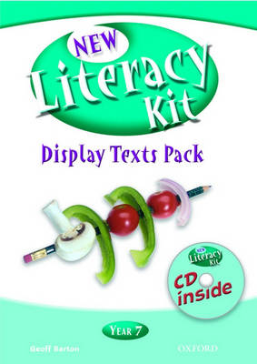 New Literacy Kit: Year 7: Display Texts with CD by Frances Gregory, Jacquie Hills