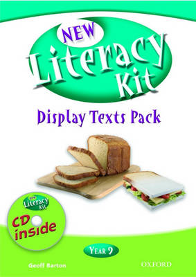 New Literacy Kit: Year 9: Display Texts Pack with CD by Frances Gregory, Jacquie Hills