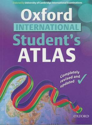 Oxford International Student's Atlas by Patrick Wiegand