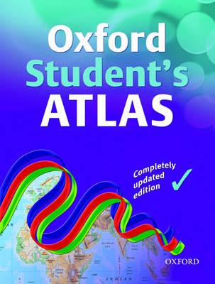 Oxford Student's Atlas by Patrick Wiegand