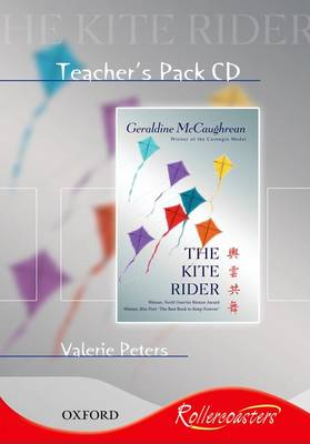 Rollercoasters: The Kite Rider Teacher Pack with CD-ROM Teacher Pack with CD-ROM by Valerie Peters