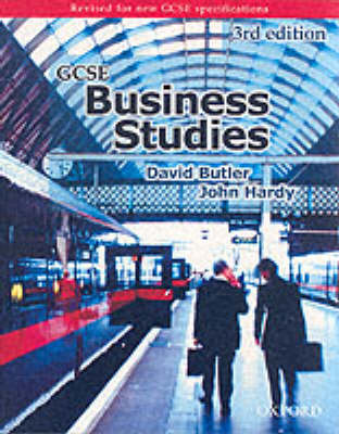 GCSE Business Studies by David Butler, John Hardy