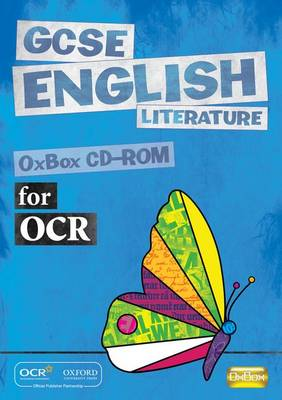 GCSE English Literature for OCR Oxbox CD-ROM by