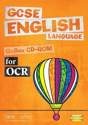 GCSE English Language for OCR OXbox CD-ROM by
