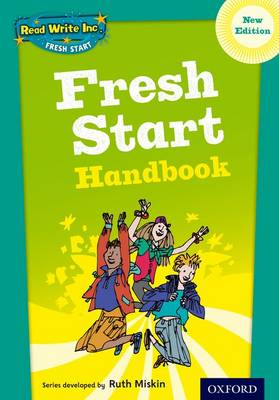 Read Write Inc. Fresh Start: Handbook by Ruth Miskin