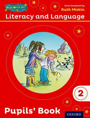 Read Write Inc.: Literacy & Language: Year 2 Pupils' Book by Ruth Miskin, Janey Pursgrove, Charlotte Raby