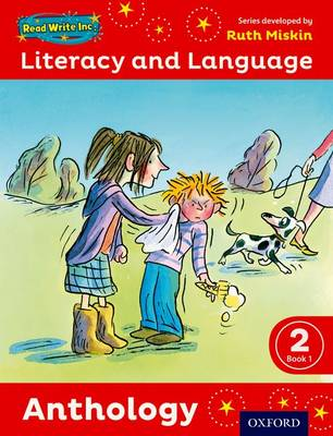 Read Write Inc.: Literacy & Language: Year 2 Anthology Book 1 by Ruth Miskin, Janey Pursgrove, Charlotte Raby