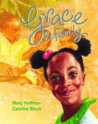 Read Write Inc. Comprehension: Module 16: Children's Books: Grace and Family Pack of 5 Books by Mary Hoffman, Ruth Miskin