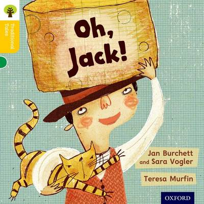 Oxford Reading Tree Traditional Tales: Level 5: Oh, Jack! by Jan Burchett, Sara Vogler, Nikki Gamble, Thelma Page